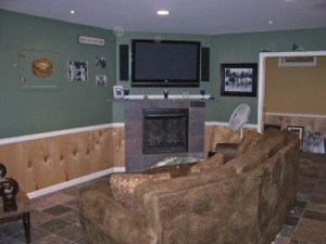 Broomall Basement Finished