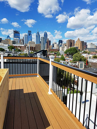 Why More Cities Are Interested In Building Sustainable Rooftop Decks Gardens Cumming Construction
